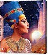 Nefertiti Variant 5 Acrylic Print