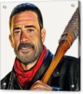 Negan - The Walking Dead Acrylic Print