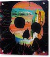 Negative Relations 5 Acrylic Print