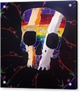 Negative Relations 9 Acrylic Print