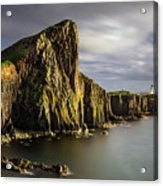 Neist Point Coastline Acrylic Print