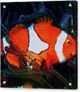 Nemo's Marlin Acrylic Print