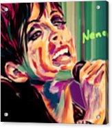 Nena Acrylic Print