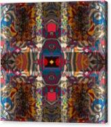 Neo-geo 1 Acrylic Print