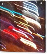 Neon 5a Acrylic Print