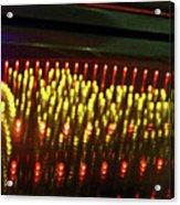 Neon Reflections 1 Acrylic Print