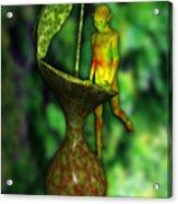 Nepenthes Pixi 2 Acrylic Print