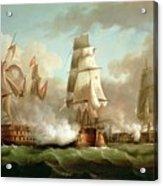 Neptune Engaging Trafalgar Acrylic Print