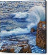 Neptune's Embrace Acrylic Print