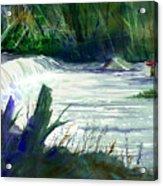 Neshannock Sunday Acrylic Print