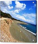Nestaz Beach Acrylic Print