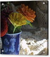 Nestled In  Shadow Acrylic Print