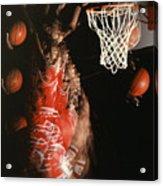 Net Fever Acrylic Print