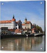 Neuburg Donau - Germany Acrylic Print