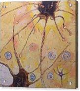 Neurons Acrylic Print