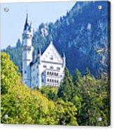 Neuschwanstein Castle 1 Acrylic Print