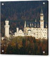 Neuschwanstein Castle Acrylic Print