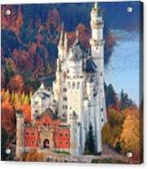 Neuschwanstein - Germany Acrylic Print