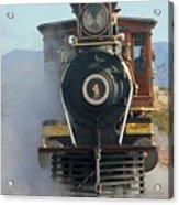 Eureka Palisade Railroad Acrylic Print