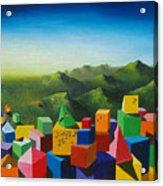 Neverland Acrylic Print
