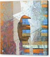 Nevermore Acrylic Print