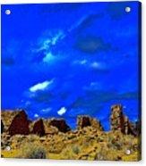 New Alto And Visitors Acrylic Print