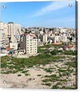 New Bethlehem Acrylic Print