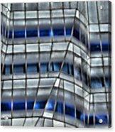 New Building Manhattan Acrylic Print