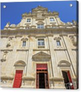 New Cathedral Of Coimbra Acrylic Print