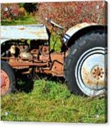 New England Ford Acrylic Print