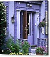 New England Inn Acrylic Print