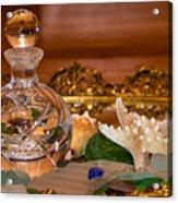 New Glass And Seaglass Acrylic Print