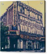 New Granada Theatre Acrylic Print