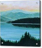 New Hampshire Acrylic Print
