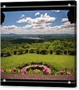 New Hampshire Lakes Region Acrylic Print