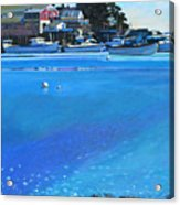 New Harbor Acrylic Print