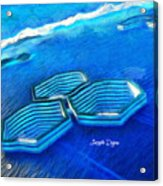 New Islands Acrylic Print