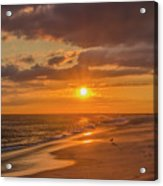 New Jersey Has The Best Sunsets - Cape May Acrylic Print