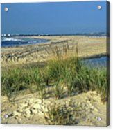 New Jersey Inlet  Acrylic Print