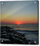 New Jersey Shore - Townsends Inlet Acrylic Print