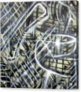 New Layers 11 Acrylic Print