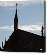 New Mexican Church Acrylic Print