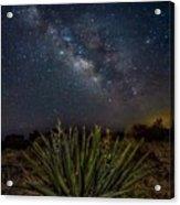 New Mexican Night Acrylic Print