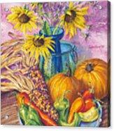New Mexico Harvest Acrylic Print