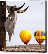 New Mexico Morning Acrylic Print