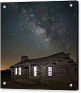 New Mexico Night Sky Acrylic Print