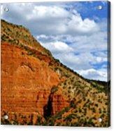 New Mexico Acrylic Print