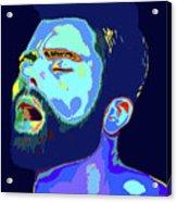 New Moan Acrylic Print