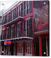 New Orleans 2004 #6 Acrylic Print