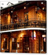 New Orleans And All That Jazz Acrylic Print